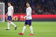 England midfielder Jesse Lingard during the Friendly match between Netherlands and England at the Amsterdam Arena, Amsterdam, Netherlands on 23 March 2018. Picture by Phil Duncan.