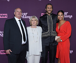 May 3, 2018 - Los Angeles, California, U.S. - Colin Kaepernick, Teresa Kaepernick, Rick Kaepernick and Nessa Diab arrives for the VH1's 3rd Annual 'Dear Mama: A Love Letter to Moms' at the Theatre at the Ace Hotel. (Credit Image: © Lisa O'Connor via ZUMA Wire)