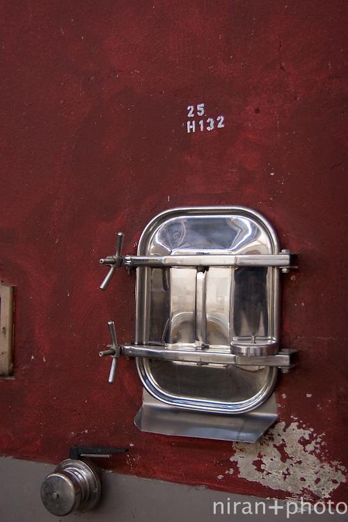 Wine Storage Enclosure