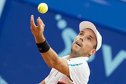 July 29, 2017 - Gstaad, Schweiz - 29.07.2016, Gstaad, Tennis, Swiss Open Gstaad 2017, Roberto Bautista Agut (ESP) (Credit Image: © Pascal Muller/EQ Images via ZUMA Press)