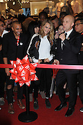 Actress and model Cara Delevingne opens the newest H&M store at Westfield World Trade Center  in New York City<br /> ©Exclusivepix Media