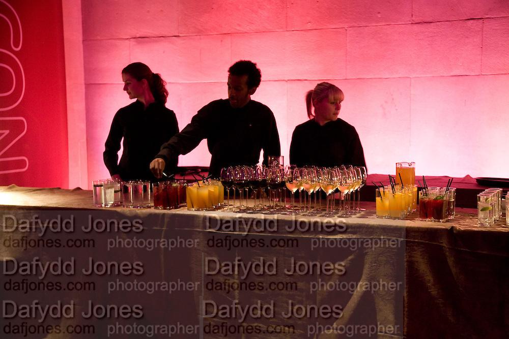 2008 Turner Prize Award. Tate Millbank. London. 1 December 2008 *** Local Caption *** -DO NOT ARCHIVE -Copyright Photograph by Dafydd Jones. 248 Clapham Rd. London SW9 0PZ. Tel 0207 820 0771. www.dafjones.com