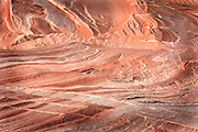 Abstract Design of Cross Bedded Sandstone, Valley of Fire State Park, Nevada