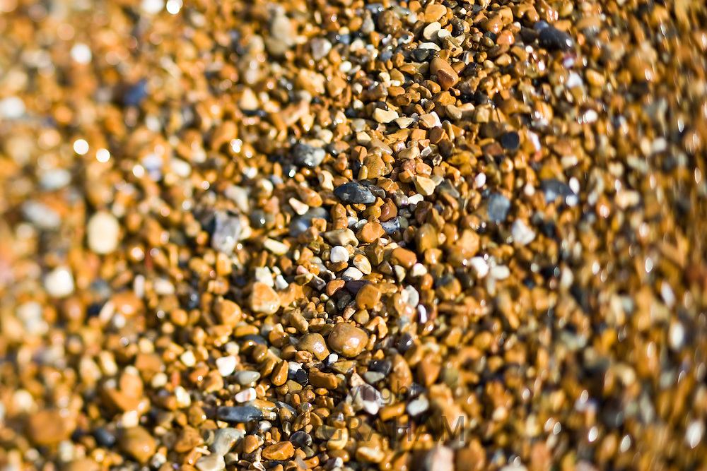 Pebble beach, Brighton, England, United Kingdom