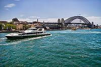 Circular Quay, Sydney Harbour