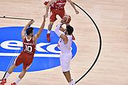 DESCRIZIONE : Berlino Berlin Eurobasket 2015 Group B Turkey Italy<br /> GIOCATORE : Alessandro Gentile<br /> CATEGORIA : tiro tre punti<br /> SQUADRA : Turkey Italy<br /> EVENTO : Eurobasket 2015 Group B <br /> GARA : Turkey Italy<br /> DATA : 05/09/2015 <br /> SPORT : Pallacanestro <br /> AUTORE : Agenzia Ciamillo-Castoria/Giulio Ciamillo <br /> Galleria : Eurobasket 2015 <br /> Fotonotizia : Berlino Berlin Eurobasket 2015 Group B Turkey Italy