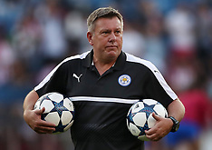 Craig Shakespeare names Leicester City's Manager - 9 June 2017