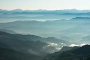Scenic of Naga Hills<br /> Nagaland,  ne India
