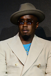 November 10, 2017 - New York, NY, USA - November 10, 2017  New York City..Sean Combs attending the Pirelli Calendar by Tim Walker photocall on November 10, 2017 in New York City. (Credit Image: © Kristin Callahan/Ace Pictures via ZUMA Press)