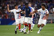 FOOTBALL - FRIENDLY GAME - FRANCE v USA 090618