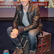 NLD/Hilversum/20111103- Perspresentatie De Pelgrimscode EO, Robin Zijlstra