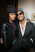 l to r: Teyana Taylor and Ryan Leslie at The 3rd Annual Black Girls Rock Awards held at the Rose Building at Lincoln Center in New York City on November 2, 2008..BLACK GIRLS ROCK! Inc. is a 501 (c)(3) nonprofit, youth empowerment mentoring organization established for young women of color.  Proceeds from ticket sales will benefit BLACK GIRLS ROCK! Inc.?s mission to empower young women of color via the arts.  All contributions are tax deductible to the extent allowed by