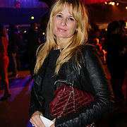 NLD/Amsterdam/20121013- LAF Fair 2012 VIP Night, Claudia Schoemacher - van Zweden