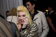 PAM HOGG,  OPENING OF 'THE CONVENIENCE STORE' AT ST. MARTIN'S LANE HOTEL. London. 19 March 2009