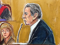 The Nigella Lawson case.<br />