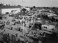 1935 Home Show at The Pan-Pacific Auditorium