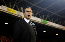 Derby County Manager Paul Clement before the match - Mandatory byline: Jack Phillips / JMP - 07966386802 - 6/11/2015 - FOOTBALL - The City Ground - Nottingham, Nottinghamshire - Nottingham Forest v Derby County - Sky Bet Championship