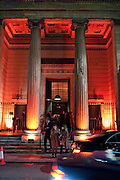 IMG HERALD TRIBUNE HERITAGE LUXURY PARTY.- Celebration of Heritage Luxury and 10 years of the International Herald Tribune Luxury Conferences. North Audley St. London. 9 November 2010. -DO NOT ARCHIVE-© Copyright Photograph by Dafydd Jones. 248 Clapham Rd. London SW9 0PZ. Tel 0207 820 0771. www.dafjones.com.