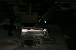 Stock photo of specialized research equipment at NASA's Stardust Lab in Houston Texas