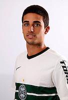 "Brazilian Football League Serie A / <br /> ( Coritiba Foot Ball Club ) - <br /> Thiago Galhardo do Nascimento Rocha "" Thiago Galhardo """