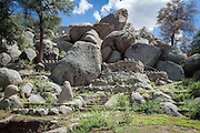 Carrora's Grotto was built and lived in by Allusion Carraro in Yarnell, Arizona.