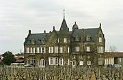 Chateau Lascombes, Margaux. Medoc, Bordeaux, France