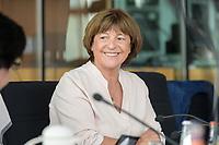 30 AUG 2020, BERLIN/GERMANY:<br /> Ulla Schmidt, MdB, SPD, Bundesministerin a.D., Paul-Loebe-Haus, Deutscher Bundestag<br /> IMAGE: 20200830-01-035