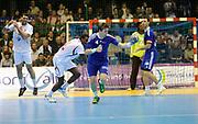 DESCRIZIONE : France Hand Equipe de France Homme Match Amical Nantes<br /> GIOCATORE : BARACHET Xavier<br /> SQUADRA : France<br /> EVENTO : FRANCE Equipe de France Homme Match Amical  2010-2011<br /> GARA : France Tunisie<br /> DATA : 30/10/2010<br /> CATEGORIA : Hand Equipe de France Homme <br /> SPORT : Handball<br /> AUTORE : JF Molliere par Agenzia Ciamillo-Castoria <br /> Galleria : France Hand 2010-2011 Action<br /> Fotonotizia : FRANCE Hand Hand Equipe de France Homme Match Amical Nantes<br /> Predefinita :