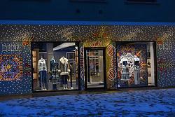 10.02.2021, Cortina, ITA, FIS Weltmeisterschaften Ski Alpin, Vorberichte, Die alpine Ski-Weltmeisterschaft findet von 8. bis 21. Februar 2021 in Cortina d'Ampezzo statt, im Bild Dior Laden // during preparations, the Alpine World Ski Championships will be held in Cortina d'Ampezzo from 8 to 21 February 2021, FIS Alpine Ski World Championships 2021 in Cortina, Italy on 2021/02/10. EXPA Pictures © 2021, PhotoCredit: EXPA/ Erich Spiess