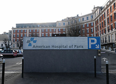 Karl Lagerfeld dies at 85 at American Hospital of Paris in Neuilly - 19 Feb 2019