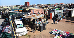 South Africa -Cape Town - 13 August 2020 -These Khayelitsha Informal traders have been left wanting and shocked when they were asked by the group of business men to vacate their space because of a new planned development.One of the longest informal traders Mbulelo Tshoko who has been there for 30 years said he was just informed by a group of men who are from Ilitha Park that there is a new investor who wants to build a mall next to the Khayelitsha Train station but there was no agreement between them and there was not even a plan to accomodate them.All they see is people who keep on making agreements secretely.Theur concern is how will they make a living from now on of they places of work is being demolished. Picture:Phando Jikelo/African News Agency(ANA)