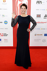 December 10, 2016 - Wroclaw, Lower Silesian, Deutschland - Trine Dyrholm attends the 29th European Film Awards 2016 at the National Forum of Music on December 10,2016 in Wroclaw, Poland. (Credit Image: © Future-Image via ZUMA Press)