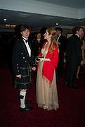 MATTHEW HARDCASTEL; ALEXANDRA REEVEY. The 30th White Knights charity  Ball.  Grosvenor House Hotel. Park Lane. London. 10 January 2009 *** Local Caption *** -DO NOT ARCHIVE-© Copyright Photograph by Dafydd Jones. 248 Clapham Rd. London SW9 0PZ. Tel 0207 820 0771. www.dafjones.com.<br /> MATTHEW HARDCASTEL; ALEXANDRA REEVEY. The 30th White Knights charity  Ball.  Grosvenor House Hotel. Park Lane. London. 10 January 2009