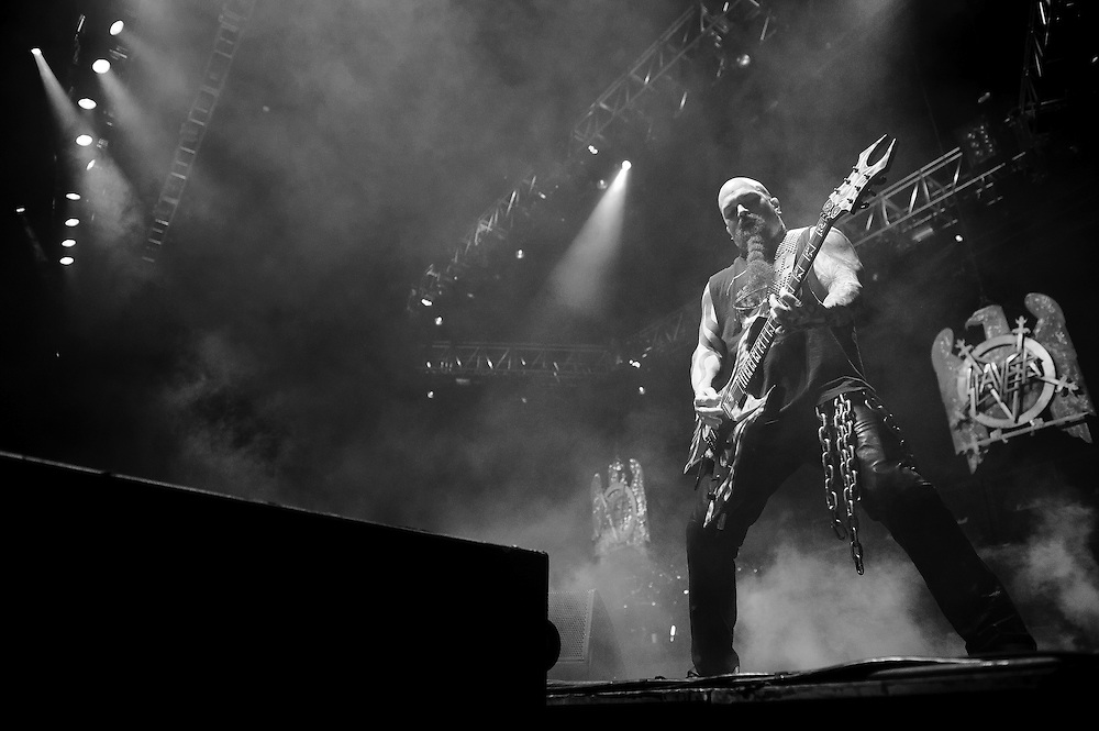Slayer performs at Nassau Coliseum, NY on the American Carnage Tour. October 8, 2010. Copyright © 2010 Matt Eisman. All Rights Reserved.