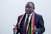 Cyril M. Ramaphosa, President of South Africa, The Presidency of South Africa, South Africa. Greg Beadle