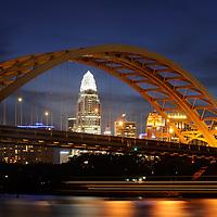 Ohio River & Bridges