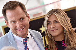 Jason Bateman honored with star on the Hollywood Walk of Fame. Hollywood, California. 26 Jul 2017 Pictured: Jennifer Aniston,Will Arnett. Photo credit: AXELLE/BAUER-GRIFFIN / MEGA TheMegaAgency.com +1 888 505 6342