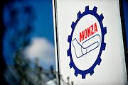 September 10-12, 2010: Italian Grand Prix. Monza logo