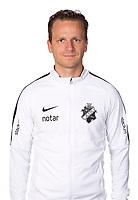 180222 AIK:s assisterande tränare Bartosz Grzelak poserar för ett porträtt den 22 Feb 2018 i Stockholm.<br /> Foto: Pelle Börjesson / Idrottsfoto / BILDBYRÅN / COP 205
