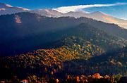 Jesienny widok na Tatry Zachodnie