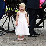 NLD/Apeldoorn/20070901 - Viering 40ste verjaardag Prins Willem Alexander, Amalia