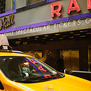 Camels, sheep and donkeys arrive at Radio City Music Hall for their first day of rehearsals for the 2017 Christmas Spectacular starring the Radio City Rockettes. John Taggart for The Wall Street Journal