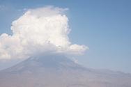 Mont Ararat vu de Dogubeyazit, Turquie