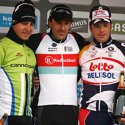 Sportfoto archief 2013<br /> Fabian Cancellara wins Tour of Flanders