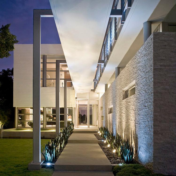 LEED Certified Boano Lowenstein Residence. Architect Jaya Zebede 2010