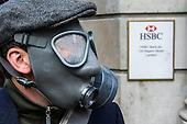 Fracking HSBC Protest