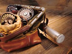 Fly fishing equipment Reel