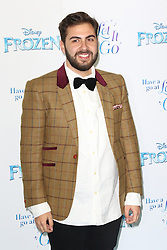 Andrea Faustini, Frozen Sing-Along - VIP film screening, Royal Albert Hall, London UK, 17 November 2014, Photo by Richard Goldschmidt ©under licence to London News Pictures. +44 (0)208 408 0190
