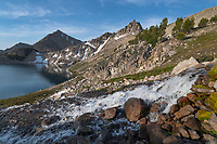 Big Boulder Lakes Basin, White Clouds Wilderness Idaho