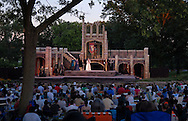 """HAMLET -- A scene from the 2010 production of """"Hamlet"""" by Shakespeare Festival St. Louis, shot for the St. Louis Post-Dispatch. Photo © copyright 2010 by Sid Hastings."""